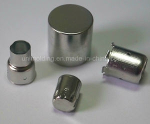 Inox Cup/Stainless Steel Deep Drawing Sleeve/Custom Sheet Metal Fabrication pictures & photos