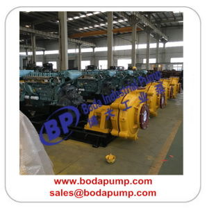 Heavy Duty Sand Suction Dredger Pump for River pictures & photos