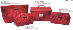 High Quality Fashion Design Cosmetic Bag Makeup Bag