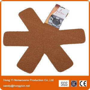 Home Application 100%Polyester Nonwoven Fabric Pot&Pan Protector pictures & photos