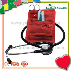 Professional Belt Loop Organizer Nurse Kit with Stethoscope(pH04-009) pictures & photos