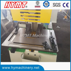 Q35Y-30 hydraulic combined shearing punching bending machine, iron worker pictures & photos