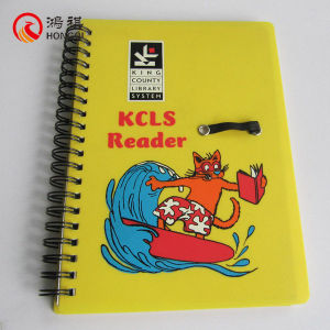 PP Cover Spiral Notebook pictures & photos