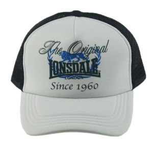 Custom 5 Panel Foam Cap Snapback Trucker Hat with Embroidery pictures & photos