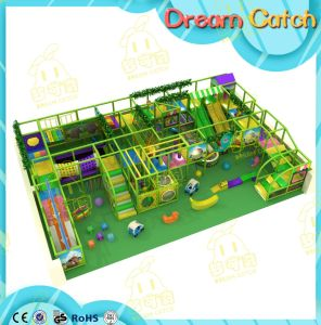 Soft Toys Indoor Playground for Kids Plastic Playground Selling Item pictures & photos