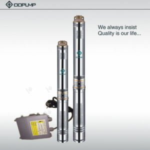 4SD Submersible Deep Well Stainless Steel Pump&Nbsp; pictures & photos