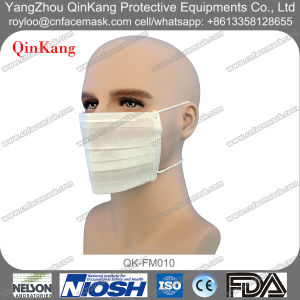 Disposable Headband Surgical Face Mask Medical Particulate Respirator pictures & photos