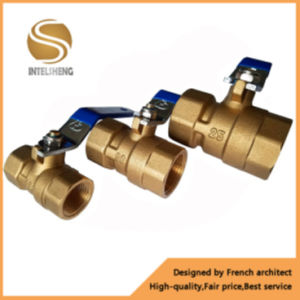 Hot Selling Global Brass Ball Valve with Dn32 pictures & photos