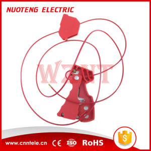 Nylon Cable Lockout, 3.5 Diameter, 2m Length, Red pictures & photos