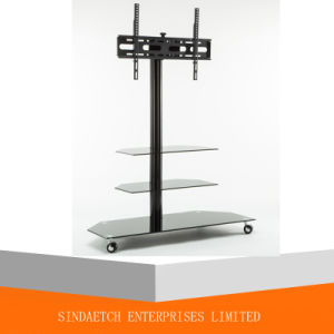 TV Trolley Stand TV Floor Stand pictures & photos