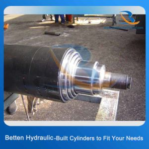 Long Stroke Steel Rod Telescoping Hydraulic Cylinders for Dump Trailer pictures & photos