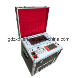 80kV Automatic Single Cup Insulating Oil Dielectric Strength Tester pictures & photos