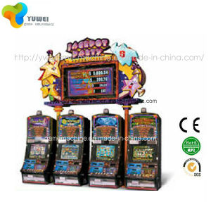 Coin Operated Gambling Arcade Amusement Equipment Casino Slot Machine for Sale Yw pictures & photos