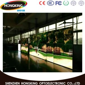 Slim Die-Casting P10 Rental Outdoor Full Color LED Display Panel pictures & photos