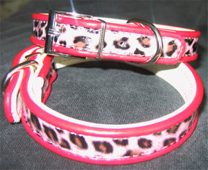 Lepoard Pet Collar, Dog Products Supply pictures & photos