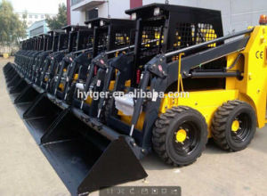 750kg Mini Wheel Loader for Sale (WSL75) pictures & photos