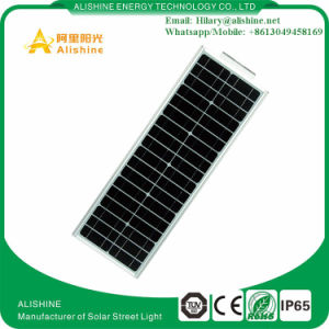 New 30W Solar Lamp LED Outdoor Light with PIR Sensor pictures & photos