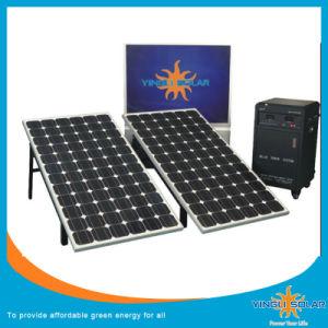 Solar Power System 1500W (SZYL-1500W) pictures & photos