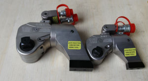 Al-Ti Alloy Square Driven Hydraulic Torque Wrench pictures & photos