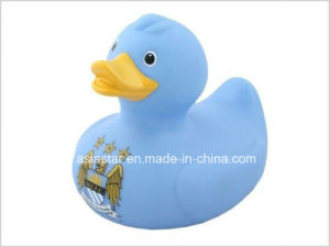 Vinyl Blue Swimmer Doll Duck Toy pictures & photos