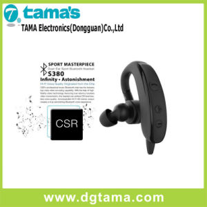 High-End Sport Bluetooth Headset Earphone with Standby Time 240 Hours