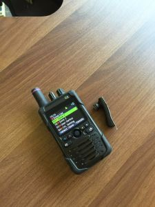 Analog & P25 Voice Pager, P25 Digital Fire Pager for Firefighter pictures & photos