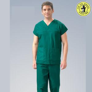 Factory OEM Service Medical Scrubs Nurse Hospital Uniform Designs pictures & photos
