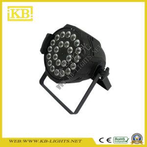 Disco Light 24PCS*10W RGBW 4in1 LED PAR pictures & photos
