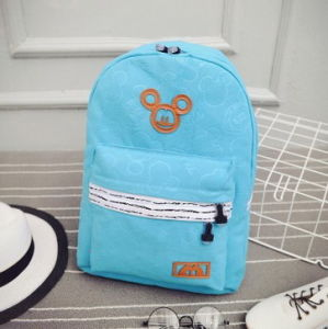 New Handbag Shoulder Bag Bag of Primary and Middle School Students Leisure Travel College Wind Canvas Backpack Wholesale pictures & photos