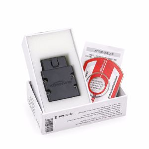 Konnwei Kw902 Super Mini Bluetooth OBD/OBD2 for Android PC Tablet Smartphone Elm327 pictures & photos