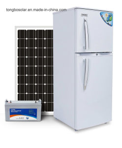 12/24V DC Compressor Solar Power Refrigerator 35L/73L pictures & photos