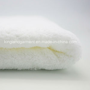 Home Hotel Textile 100% Cotton White Clean Bath Towel pictures & photos