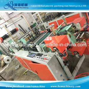 Star Seal Garbage Bag on Roll Making Machine pictures & photos