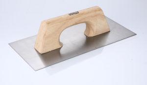 Cheap Wholesale Wooden Handle Square Sharp Construction Tools Trowel pictures & photos