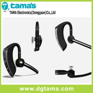 Mono Bluetooth Wireless Earphone with Waterproof and Noise Cancelling Functions