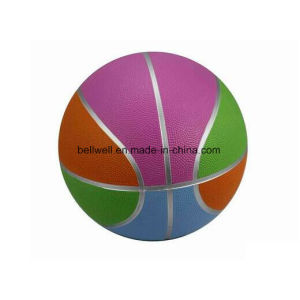 Laminated Minin Size Rubber Basketball pictures & photos