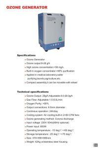Ozone Generator pictures & photos