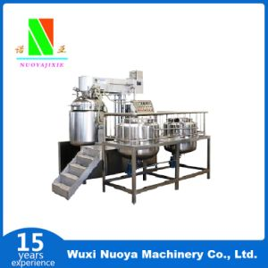 Zjr Cream Ointment Vacuum Emulsifying Mixer pictures & photos