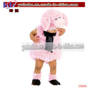 Baby Items Party Squiggly Piggy Costume Baby Accessories (C5009) pictures & photos