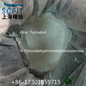 Powerful Musle Building Steroid Oral Turinabol 2446-23-3 Factory Price pictures & photos