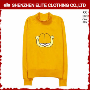 High Quality Competitive Price High Collar Sweaters Yellow (ELTHI-56) pictures & photos