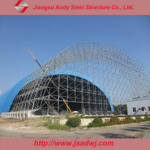 Coal Storage Shed Prefabricated Steel Structure Building pictures & photos