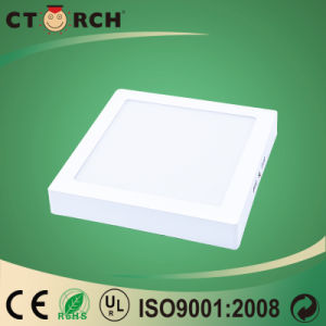 Ctorch 2017 Surface Square 12W LED Panel Light Ceiling Lamp pictures & photos