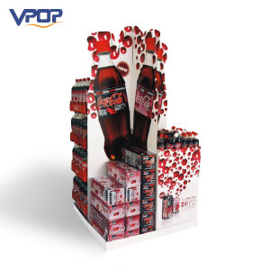 Logo Printed Paperboard Pallet Display Carton for Coca Cola pictures & photos