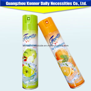 OEM Small Size Air Freshener Spray Mini Spray Anti-Bacterial Air Freshener Lemon Spray pictures & photos