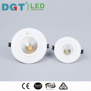10W Ra90 Adjustable Recessed Spotlight pictures & photos