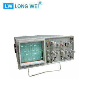 L50100 DC 100MHz Double Dual Channel Analog Oscilloscope pictures & photos