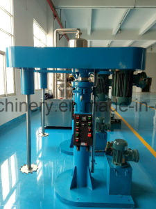 Dissolver Disperser Mixer Machine for Paint Ink Production pictures & photos
