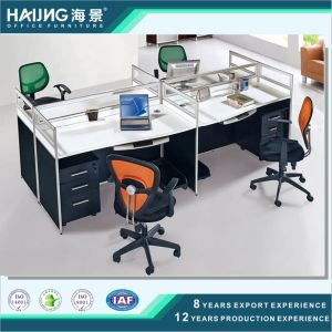 Modern Office Staff Table Wooden Office Workstation