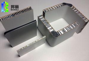 Piercing Aluminum Honeycomb Sandwich Lightweight Panels Heteromorphism Steel Panels pictures & photos